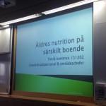 Föreläsning nutrition äldre