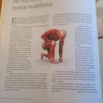 kost träning muskler