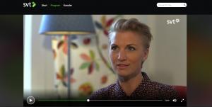 Elin Öhgren, dietist i Fråga doktorn
