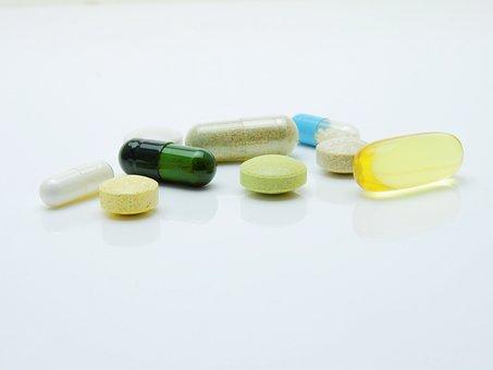 Kosttillskott tabletter